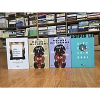 Combo 3 tiểu thuyết nổi tiếng của Oscar Wilde + Harper Lee + Haruki Murakami  (tặng kèm bookmark)