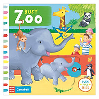 Busy Zoo - Busy Books