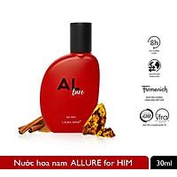 NƯỚC HOA LAURA ANNE ALLURE FOR HIM - 30ML