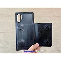 Ốp lưng kiêm ví đựng tiền, thẻ, card dành cho Samsung Note10 Plus