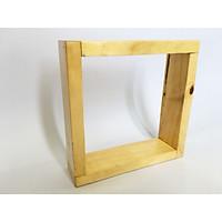Kệ gỗ trang trí đa năng