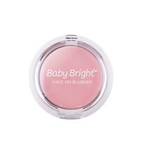 Phấn má hồng Baby Bright Face On Blusher 5g