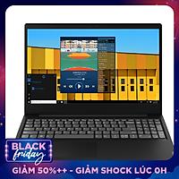 Laptop Lenovo Ideapad S145-15API 81UT00F1VN (AMD R5-3500U/ 4GB DDR4 2400Mhz/ 512GB M.2 2280 PCIe/ 15.6 FHD/ Win10) - Hàng Chính Hãng