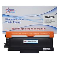 Hộp mực Thuận Phong TN-2280 dùng cho máy in Brother HL-2240/ 2250 / 2270/ DCP-7060/ MFC 7360/ 7470/ 7860 - Hàng Chính Hãng