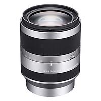 Ống Kính Sony E 18-200mm F3.5-6.3 OSS - Hàng Chính Hãng - Bạc
