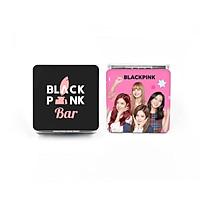 Gương mini Blackpink gương trang điểm hai mặt Blink Blink