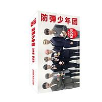 Bộ ảnh bưu thiếp BTS 620 món mới
