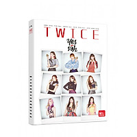 Tập san Twice sách in màu Yes or Yes tặng poster Twice