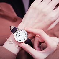 Đồng hồ đeo tay nam nữ unisex thời trang đẳng cấp cực đẹp  ZO_38