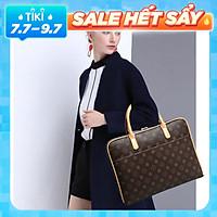 Túi da thời trang cao cấp cho Laptop, Macbook 13.3'' - Hàng nhập khẩu