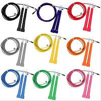 3M Jump Skipping Ropes Cáp thép có thể điều chỉnh tốc độ nhanh ABS Xử lý dây nhảy