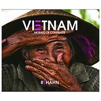 Vietnam Mosaic Of Contrasts - Vol. 1 (Sách Ảnh)