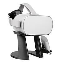 UPartner VR Headset Stand Monitor Mount Display Holder Handle Storage Shelf for Oculus Go Samsung Gear VR Daydream View