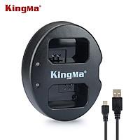Sạc đôi Kingma for Sony NP-FW50, Hàng chính hãng