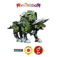 Chiến Binh Thú ZW26 Cannon Bull (Zoids Wild - Thú Vương Đại Chiến)