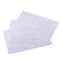 Xấp 10 Bìa nút F4 Thiên Long Flexoffice dày 0.175 mm- CBF04(FO-2636) (10 bìa/ xấp)
