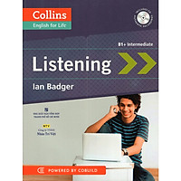 Collins English for Life - Listening B1 Intermediate (kèm CD) (Tái Bản)