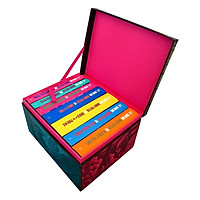 Harry Potter Boxed Set: The Complete Collection Adult (Hardback) - Bloomsbury UK Edition (English Book)