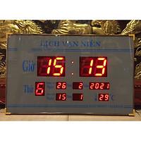 Đồng hồ lịch vạn niên số lớn siêu mỏng - BM02 ( 33x53cm)