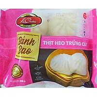 Bánh Bao Nhân Thịt Heo Trứng Cút 400g