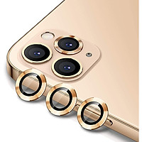 Bộ miếng dán kính cường lực bảo vệ Camera cho iPhone 12 Pro Max HOTCASE Kuzoom mang lại khả năng chụp hình sắc nét full HD (độ cứng 9H, chống trầy, chống chụi & vân tay, bảo vệ toàn diện) - Hàng nhập khẩu