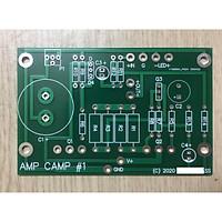 Mạch khuếch đại âm thanh class A 5W, nguồn đơn