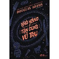 Sách - Nhà Hàng Ở Tận Cùng Vũ Trụ (tặng kèm bookmark thiết kế)
