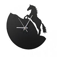 Đồng hồ treo tường trang trí hình ngựa