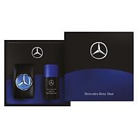 Bộ Nước Hoa Nam Gift Set Mercedes-Benz Man EDT 100ml + Deo stick 75g