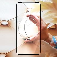 Miếng kính cường lực cho Vivo Y50 Full màn hình - Đen