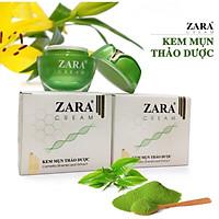 Kem ngừa mụn thảo dược Zara 12g