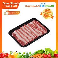 [Chỉ giao HN] - Ba chỉ Heo Đông lạnh không da cắt lát NKP (1kg) - được bán bởi TikiNGON - Giao nhanh 3H
