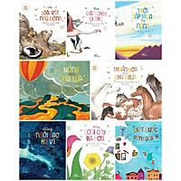 Combo 8 cuốn Khoa Học Chẳng Khó : Các Loài Vật Ngủ Đông + Theo Đàn Chim Di Trú + Trời Sắp Mưa Hay Nắng + Nóng Như Là Núi Lửa +  Thuần Hóa Những Chú Ngựa + Những Ngôi Sao Kỳ Vĩ +  Những Loài Cây Ra Hoa + Giọt Nước Chạy Vòng Quanh ( Tặng kèm Bookmark Happy Life)