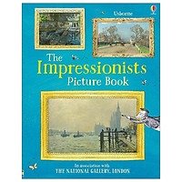 Impressionists Picture Book (Art Books)
