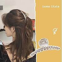 Kẹp tóc ngọc trai nhân tạo thời trang Hàn Quốc cực đẹp KT16