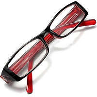 Unisex Presbyopic Flower Carved Resin Reading Glasses Eyewear Multicolor