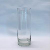 Bình thủy tinh để bàn trụ tròn 25 cm