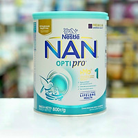 Sữa Bột Nestlé NAN Nga Optipro 1 (800g) - Mẫu mới