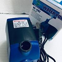 Combo Máy bơm RS 1202 + 100 gram đá nham thạch lọc nước hồ cá