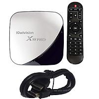 Androi tivi box X88 pro, ram 4G, rom 16G - hàng chính hãng