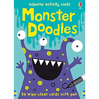 Activity Card: Monster Doodles