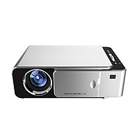 LCD T6 Smart Wifi Projector Support 1080p HD LED Portable Mini Projector Video For Home Theater Game Movie Cinema EU