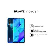 Điện thoại Huawei Nova 5T 8G/128G - Hàng Phân Phối Chính Hãng