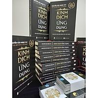 SÁCH KINH DỊCH ỨNG DỤNG ( bao gồm sách và 384 quẻ thẻ được vẽ tay)