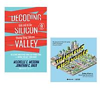 Combo Khởi Nghiệp 4.0: Giải Mã Bí Ẩn Thung Lũng Silicon + Thành Phố Khởi Nghiệp