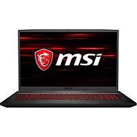 Laptop MSI GF75 9SC-477VN (Core i7-9750H/ 8GB DDR4 2666MHz/ 512GB SSD M.2 PCIE/ GTX 1650 4GB/ 17.3 FHD IPS, 120Hz/ Win10) - Hàng Chính Hãng