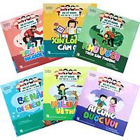 Combo 6 Cuốn: Bộ Kỹ Năng Cho Trẻ Từ 1-6 tuổi