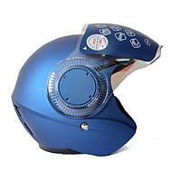 Mũ bảo hiểm 3/4 có kính SUNDA 621