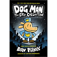 Dog Man The Epic Collection Boxed Set (Volume 1-4)