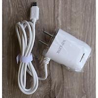 Bộ sạc liền dây micro usb - chính hãng winlink 1.5A(MICRO)